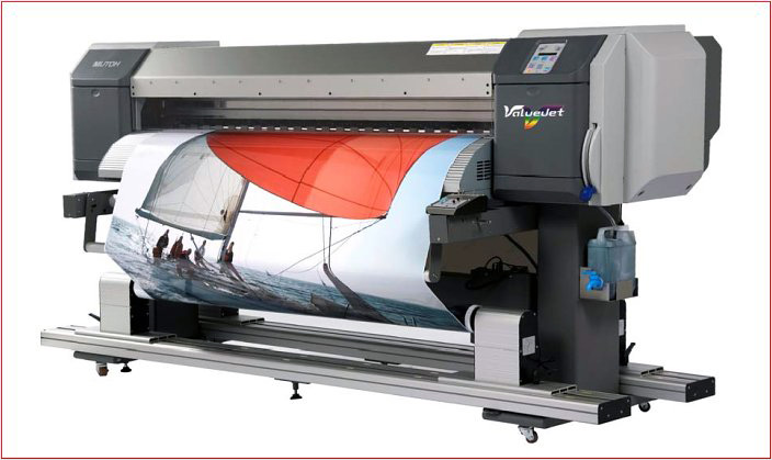 Mutoh Printer Service